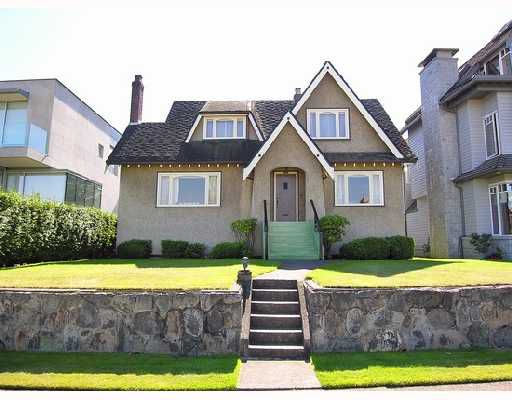 Main Photo: 2934 W 27TH Avenue in Vancouver: MacKenzie Heights House for sale (Vancouver West)  : MLS®# V669406