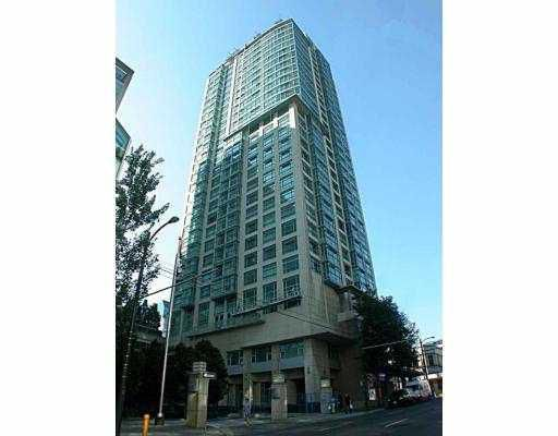 """Main Photo: 2102 438 SEYMOUR Street in Vancouver: Downtown VW Condo for sale in """"CONFERENCE PLAZA"""" (Vancouver West)  : MLS®# V681721"""