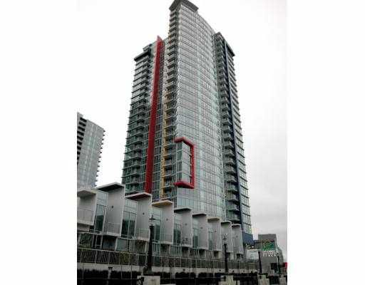 """Main Photo: 1802 111 W GEORGIA Street in Vancouver: Downtown VW Condo for sale in """"SPECTRUM 1"""" (Vancouver West)  : MLS®# V691068"""