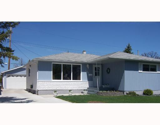 Main Photo: 109 WORDSWORTH Way in WINNIPEG: Westwood / Crestview Residential for sale (West Winnipeg)  : MLS®# 2809075