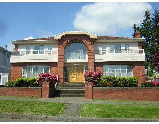 Main Photo: 1133 W 58TH Avenue in Vancouver: South Granville House for sale (Vancouver West)  : MLS®# V647925