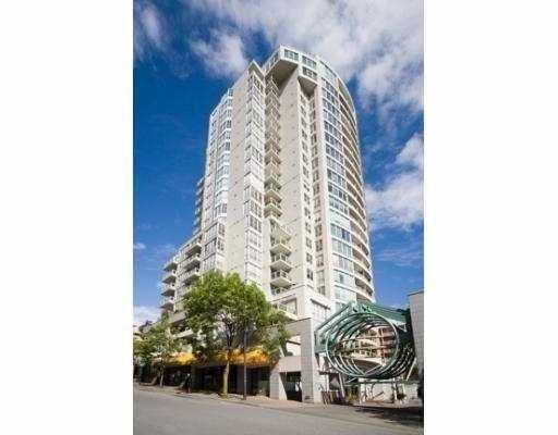 "Main Photo: 603 1500 HOWE Street in Vancouver: False Creek North Condo for sale in ""DISCOVERY"" (Vancouver West)  : MLS®# V653046"