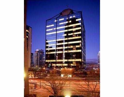 """Main Photo: 515 1333 W GEORGIA Street in Vancouver: Coal Harbour Condo for sale in """"QUBE"""" (Vancouver West)  : MLS®# V658640"""