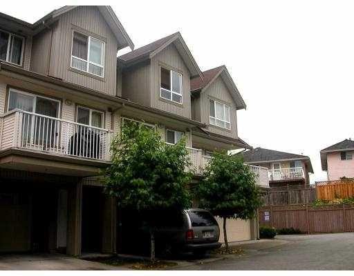 Main Photo: 7 22788 norton Court in richmond: Hamilton RI Townhouse for sale (Richmond)  : MLS®# v664232