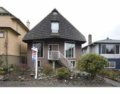 Main Photo: 453 E 37TH Avenue in Vancouver: Fraser VE House for sale (Vancouver East)  : MLS®# V688340