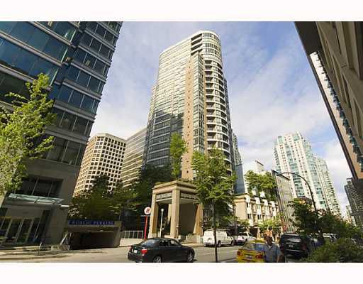 Main Photo: 2106 1166 MELVILLE Street in Vancouver: Coal Harbour Condo for sale (Vancouver West)  : MLS®# V794951