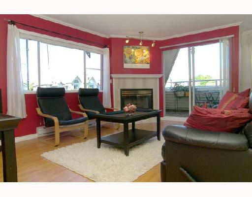 """Main Photo: 401 868 W 16TH Avenue in Vancouver: Cambie Condo for sale in """"WILLOW SPRING"""" (Vancouver West)  : MLS®# V658128"""