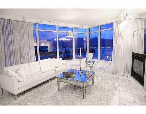 Main Photo: # 2701 1281 W CORDOVA ST in Vancouver: Home for sale : MLS®# V875584