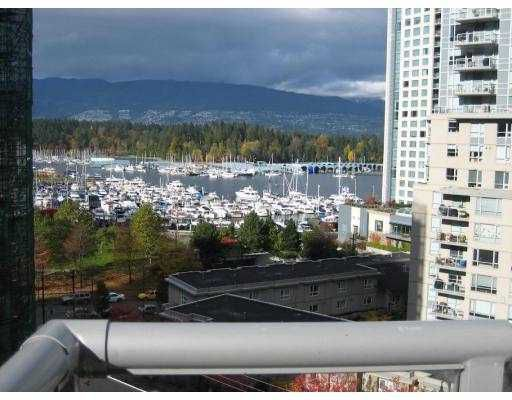 """Main Photo: 704 1228 W HASTINGS Street in Vancouver: Coal Harbour Condo for sale in """"THE PALLADIO"""" (Vancouver West)  : MLS®# V708025"""