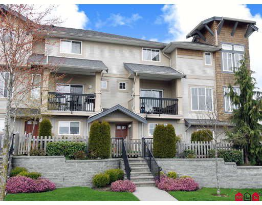 """Main Photo: 2 5839 PANORAMA Drive in Surrey: Sullivan Station Townhouse for sale in """"FOREST GATE"""" : MLS®# F2809903"""
