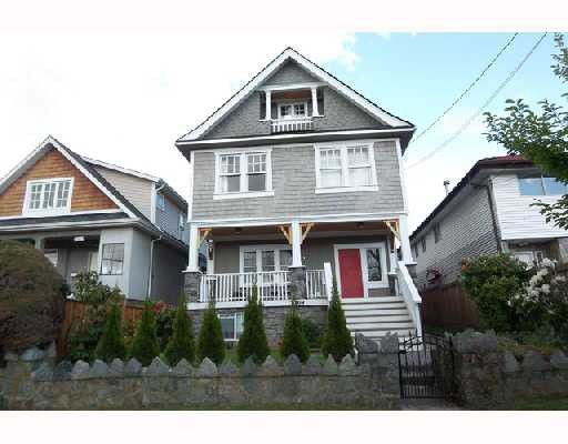 Main Photo: 3369 EUCLID Avenue in Vancouver: Collingwood VE House for sale (Vancouver East)  : MLS®# V793819
