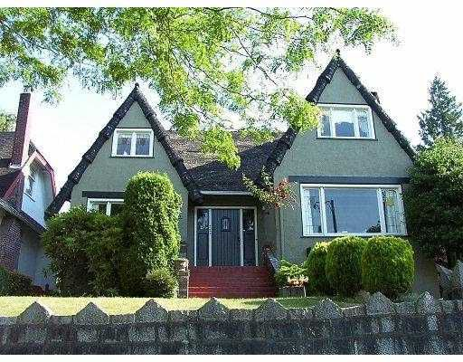Main Photo: 4260 W 10TH Ave in Vancouver: Point Grey House for sale (Vancouver West)  : MLS®# V643400