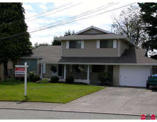 """Main Photo: 2357 BEVAN in Abbotsford: Abbotsford West House for sale in """"Near Centennial Park"""" : MLS®# F2717479"""