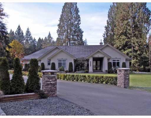 "Main Photo: 24702 130A Avenue in Maple_Ridge: Websters Corners House for sale in ""ALLCO ESTATES"" (Maple Ridge)  : MLS®# V646072"