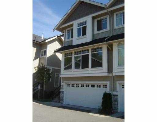 "Main Photo: 25 23343 KANAKA Way in Maple_Ridge: Cottonwood MR Townhouse for sale in ""COTTONWOOD GROVE"" (Maple Ridge)  : MLS®# V667640"