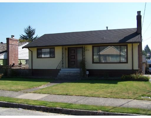 Main Photo: 230 BLACKMAN Street in New_Westminster: GlenBrooke North House for sale (New Westminster)  : MLS®# V668174