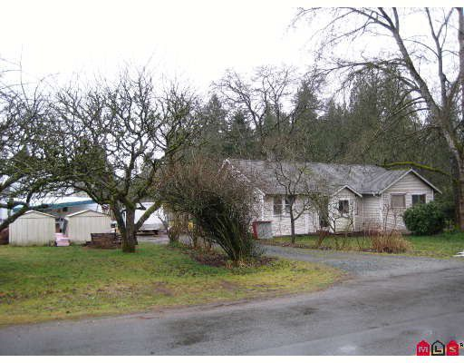 Main Photo: 19784 44TH Avenue in Langley: Brookswood Langley House for sale : MLS®# F2805998