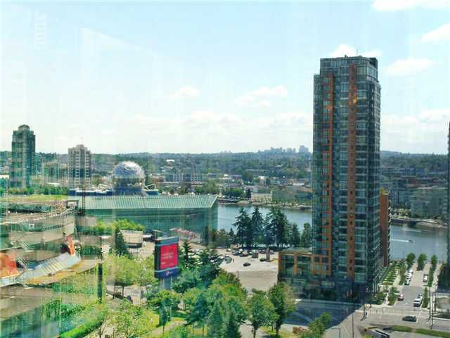 """Main Photo: # 2108 928 BEATTY ST in Vancouver: Downtown VW Condo for sale in """"MAX I"""" (Vancouver West)  : MLS®# V853384"""