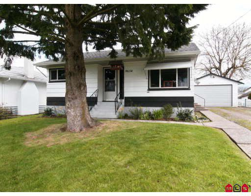 Main Photo: 9634 HAZEL Street in Chilliwack: Chilliwack N Yale-Well House for sale : MLS®# H2801219