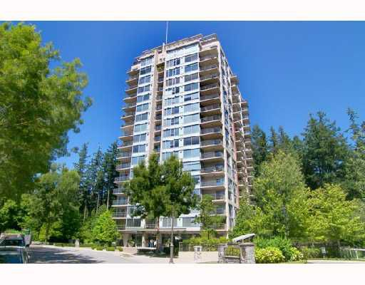 """Main Photo: 1101 5639 HAMPTON Place in Vancouver: University VW Condo for sale in """"THE REGENCY"""" (Vancouver West)  : MLS®# V658384"""