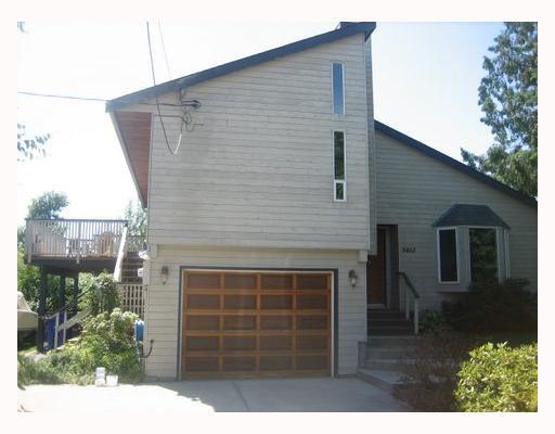 Main Photo: 5463 KENSINGTON Street in Sechelt: Sechelt District House for sale (Sunshine Coast)  : MLS®# V648444