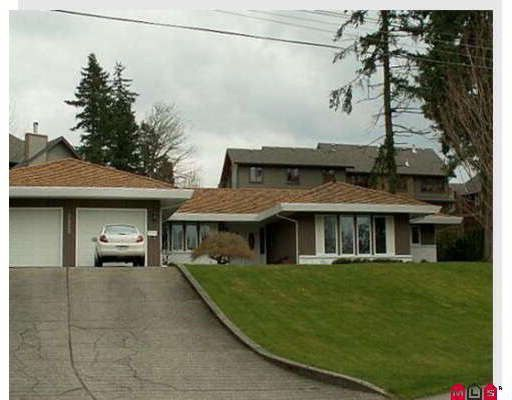 Main Photo: 2520 WOODRIDGE CR in Abbotsford: Central Abbotsford House for sale : MLS®# F2904913