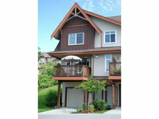 """Main Photo: # 113 2000 PANORAMA DR in Port Moody: Heritage Woods PM Condo for sale in """"MOUNTAIN'S EDGE"""" : MLS®# V815007"""