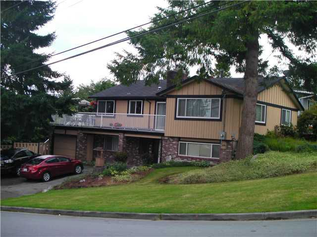 Main Photo: 2820 Norman Avenue in Coquitlam: Ranch Park House  : MLS®# V911928