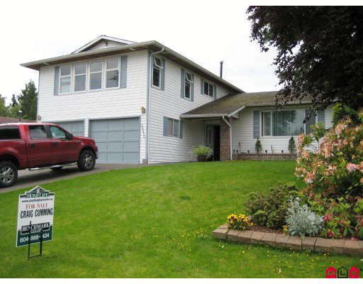 Main Photo: 26890 32A Avenue in Langley: Aldergrove Langley House for sale : MLS®# F2817662
