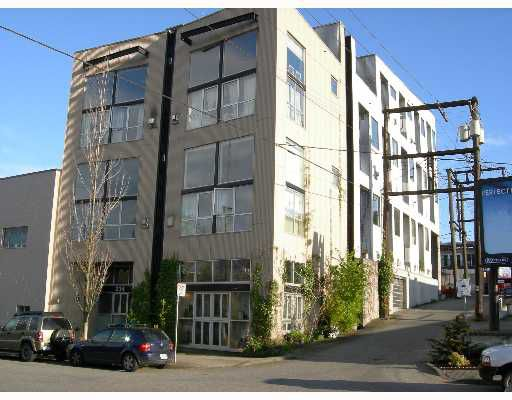 Main Photo: 302 234 E 5TH Ave in Vancouver: Mount Pleasant VE Condo for sale (Vancouver East)  : MLS®# V642793