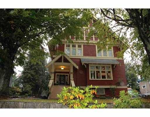 """Main Photo: 329 2ND Street in New_Westminster: Queens Park House for sale in """"QUEENS PARK"""" (New Westminster)  : MLS®# V651880"""
