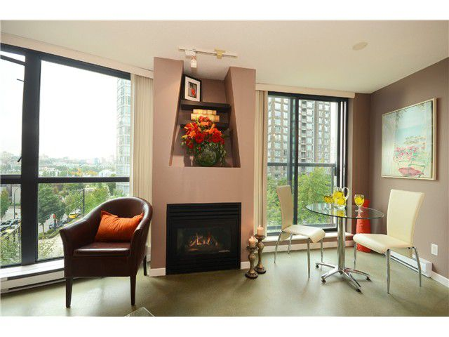 Main Photo: 503 501 Pacific Street in Vancouver: Downtown Condo for sale (Vancouver West)  : MLS®# v896884
