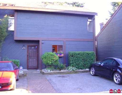 "Main Photo: 6047 W GREENSIDE Drive in Surrey: Cloverdale BC Townhouse for sale in ""Greenside"" (Cloverdale)  : MLS®# F2720669"