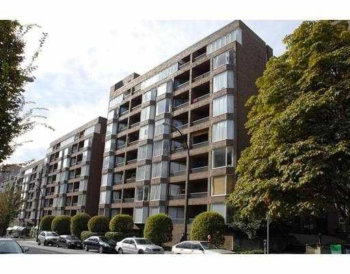 "Main Photo: 214 1333 HORNBY Street in Vancouver: Downtown VW Condo for sale in ""ANCHOR POINT"" (Vancouver West)  : MLS®# V673614"