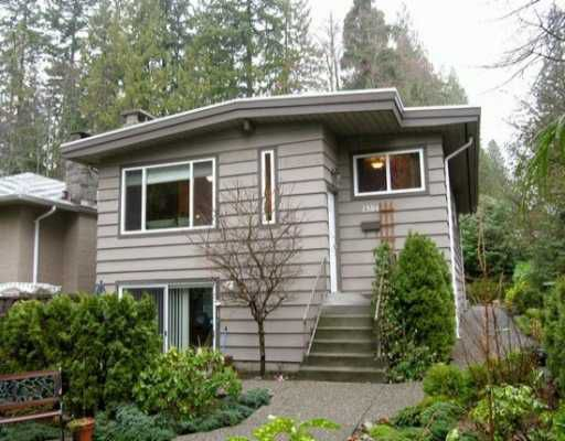 Main Photo: 1584 KILMER Road in North Vancouver: Lynn Valley House for sale : MLS®# V634731