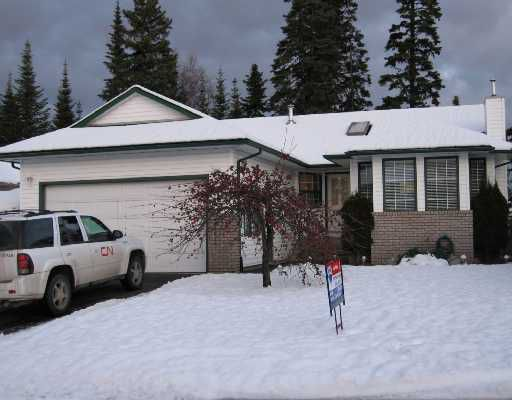 """Main Photo: 6244 BERGER Crescent in Prince_George: Hart Highlands House for sale in """"HART HIGHLANDS"""" (PG City North (Zone 73))  : MLS®# N188368"""