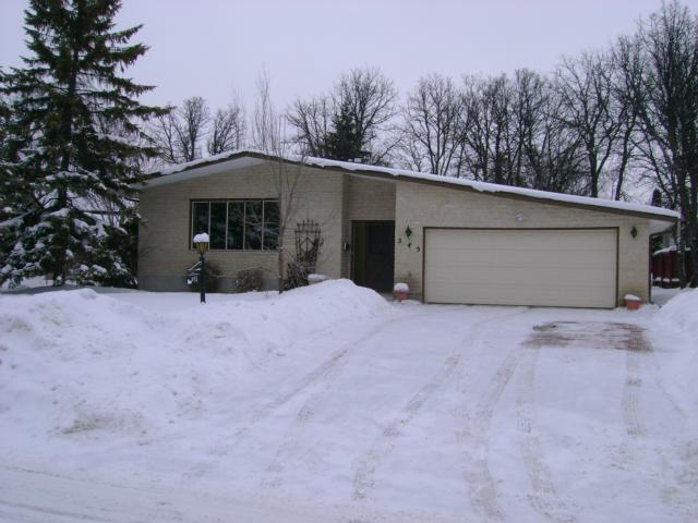 Main Photo: 345 Bonner Avenue in WINNIPEG: North Kildonan Residential for sale (North East Winnipeg)  : MLS®# 1023099