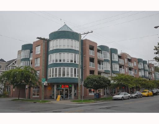 Main Photo: 206 789 W 16TH Avenue in Vancouver: Fairview VW Condo for sale (Vancouver West)  : MLS®# V743528