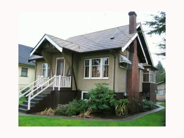 """Main Photo: 1014 LONDON Street in New Westminster: Moody Park House for sale in """"MOODY PARK"""" : MLS®# V816376"""