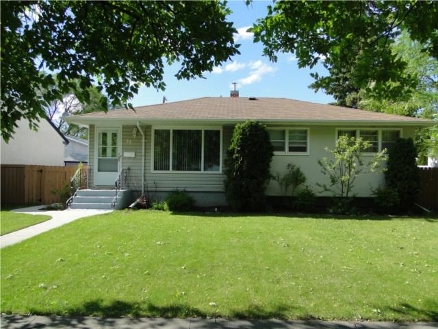 Main Photo: 39 Poplarwood Avenue in WINNIPEG: St Vital Residential for sale (South East Winnipeg)  : MLS®# 1010285