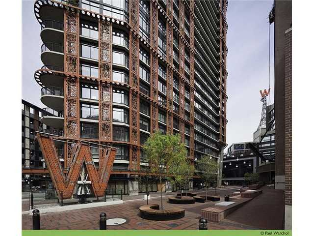 """Main Photo: 3105 128 W CORDOVA Street in Vancouver: Downtown VW Condo for sale in """"WOODWARDS W43"""" (Vancouver West)  : MLS®# V862728"""