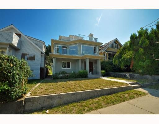 Main Photo: 3518 W 16TH Avenue in Vancouver: Dunbar House for sale (Vancouver West)  : MLS®# V779141
