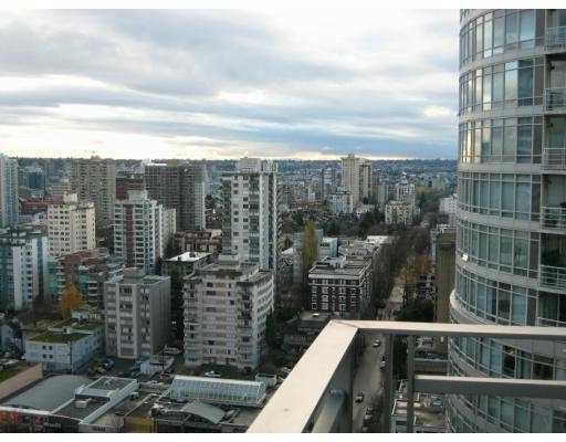 """Main Photo: 1200 W GEORGIA Street in Vancouver: West End VW Condo for sale in """"RESIDENCE ON GEORGIA"""" (Vancouver West)  : MLS®# V629154"""