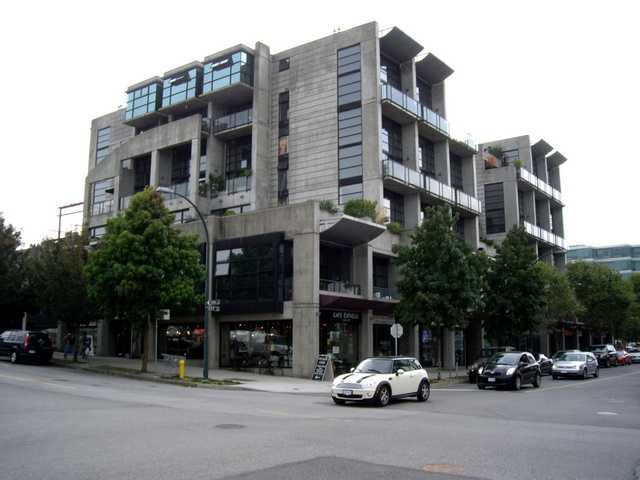 "Main Photo: 713 428 W 8TH Avenue in Vancouver: Mount Pleasant VW Condo for sale in ""THE EXTRAORDINARY LOFTS"" (Vancouver West)  : MLS®# V791853"