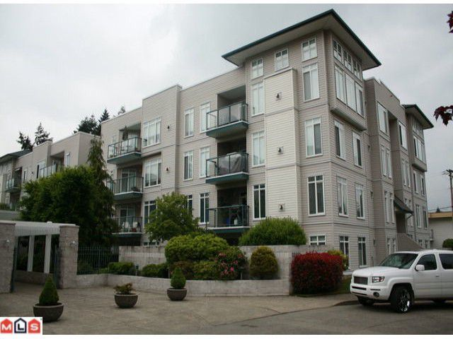 """Main Photo: 213 32085 GEORGE FERGUSON Way in Abbotsford: Abbotsford West Condo for sale in """"ARBOUR COURT"""" : MLS®# F1015296"""