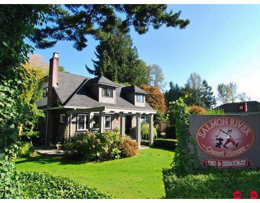 """Main Photo: 8812 GLOVER Road in Langley: Fort Langley House for sale in """"FORT LANGLEY"""" : MLS®# F2829359"""