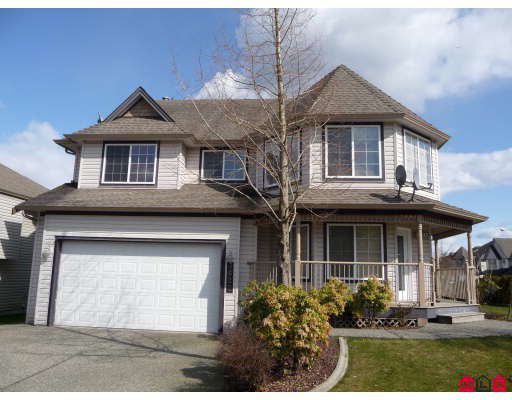 Main Photo: 3622 HOMESTEAD Crescent in Abbotsford: Abbotsford West House for sale : MLS®# F2906806
