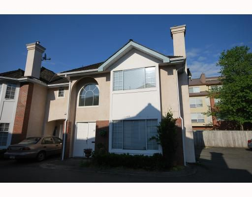 Main Photo: 10 8280 BENNETT Road in Richmond: Brighouse South Townhouse for sale : MLS®# V772209