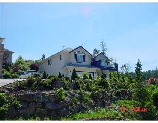 Main Photo: 5841 MARINE WY in Sechelt: Sechelt District House for sale (Sunshine Coast)  : MLS®# V545003