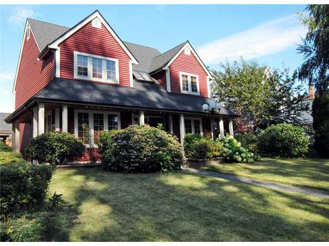 Main Photo: 469 GLENBROOK Drive in New Westminster: Fraserview NW House for sale : MLS®# V849709